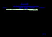 Annexe III Etat de régularisation avec incidence financière
