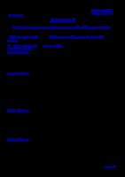 Annexe II liste des recommandations non exécutées par tutelle